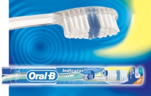 How best to use Oral B Pulsar vibrating toothbrush