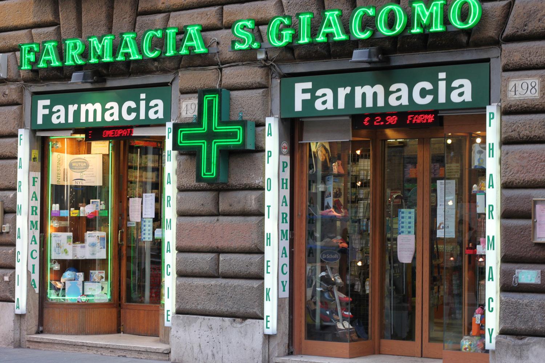 Apotheken aus aller welt 240 rom italien pharmamas blog for Bershka roma via del corso