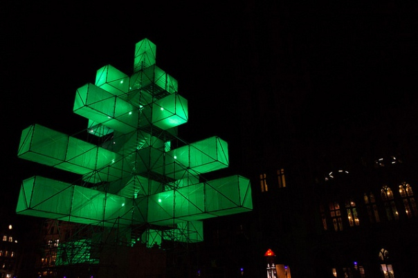 christmas treebrussel