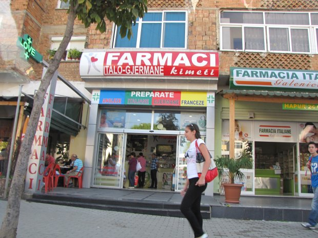 TiranaAlbanien