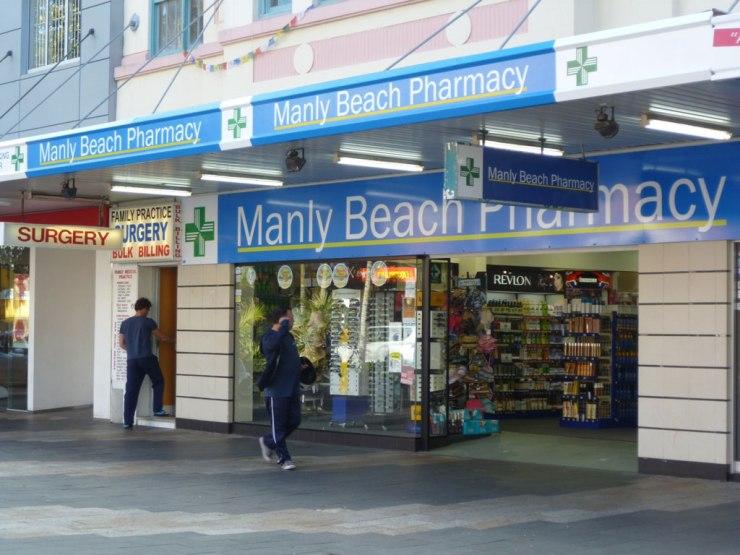 Manly-Beach-Pharmacy