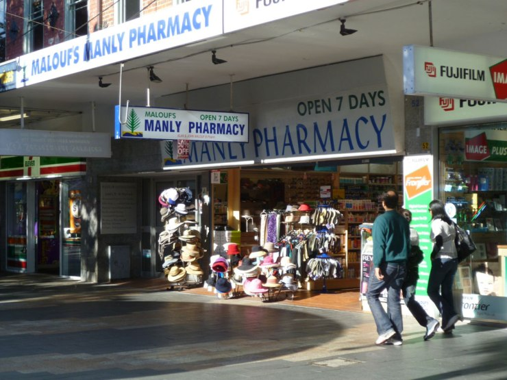Manly-Pharmacy
