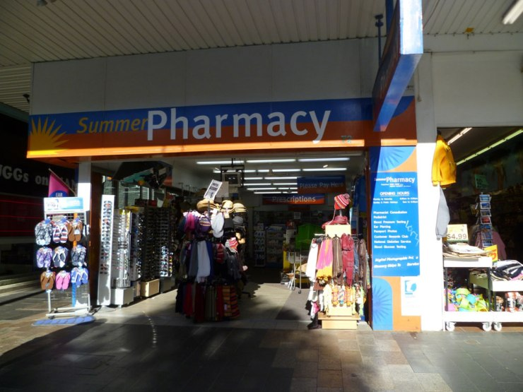 Summer-Pharmacy
