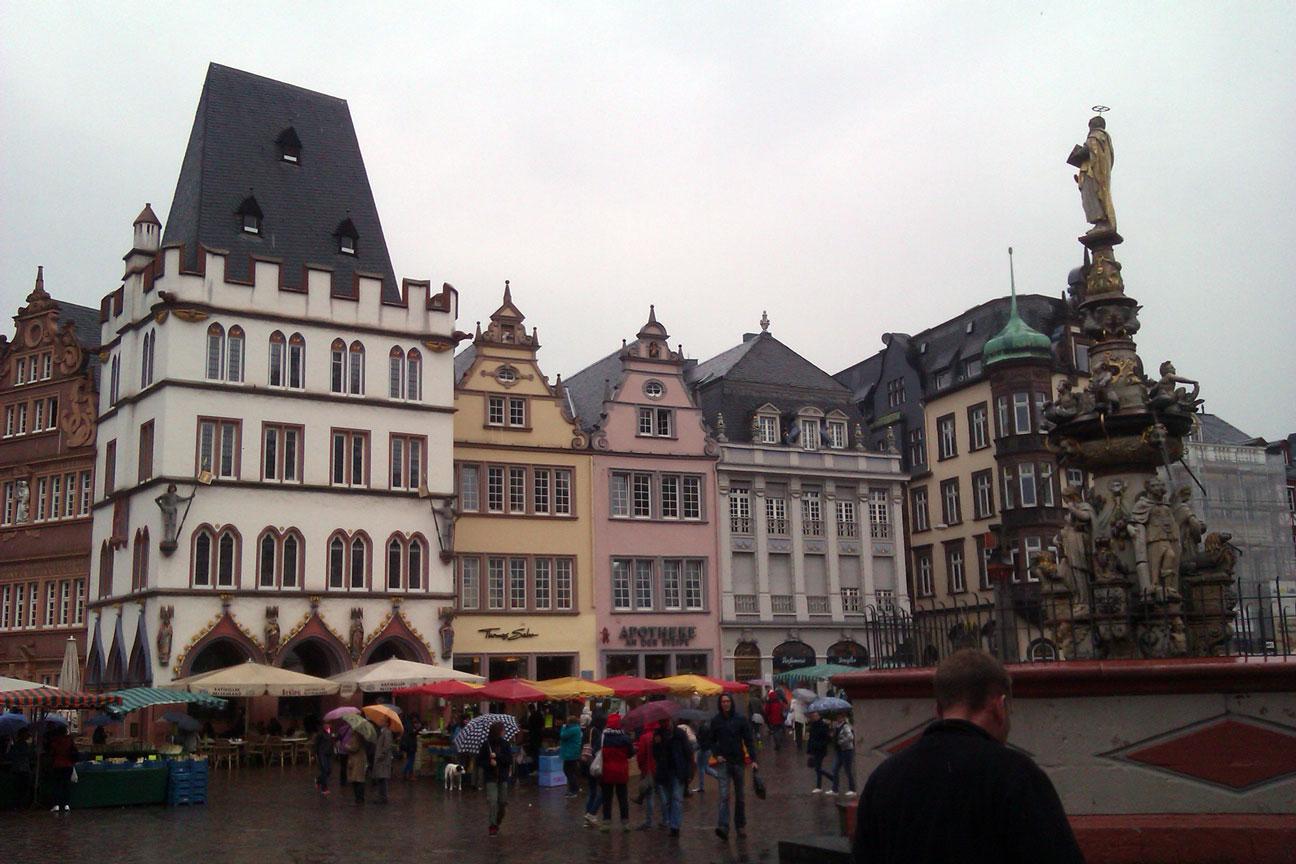 Apotheken Aus Aller Welt 451 Trier Deutschland