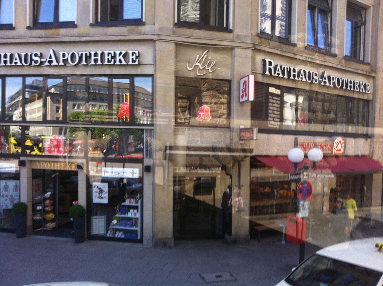 Apotheken aus aller Welt, 494: Hamburg, Deutschland ...