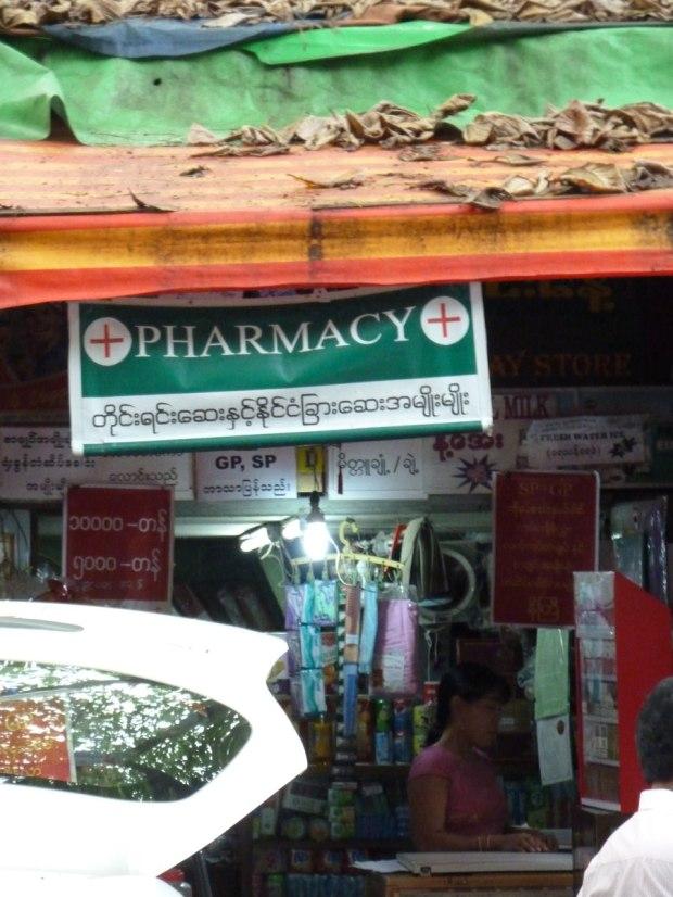 Myanmar-Yangon