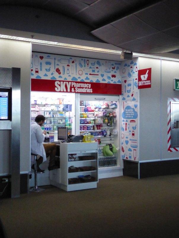 Costa-Rica-Flughafen