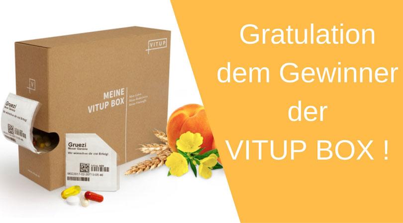 GratulationVITUP-BOX